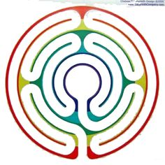 finger labyrinth to print - Google Search