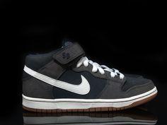 Nike Dunk Mid Pro SB - Fog/Mtlc Smmt Wht-Anthrct /Follow My SNEAKERS Board!