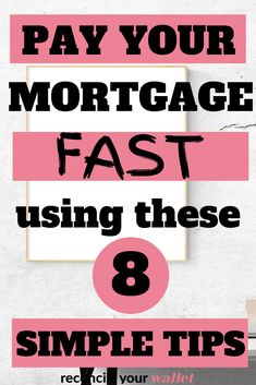 Simply changing your payment frequently will help you pay off your mortgage early. Even though mortgage debt is daunting, there are simple strategies for paying it fast. Save yourself thousands in interest and learn to pay your mortgage fast. Paying Off Mortgage Faster, Pay Off Mortgage Early, Ways To Save Money, Money Tips, Biweekly Mortgage Calculator, Savings Chart, Mortgage Interest Rates, Mortgage Tips, Money Saving Meals