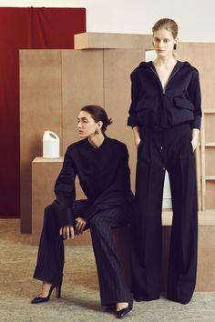 Protagonist Fall 2016 Ready-to-Wear Fashion Show - Carme Boixadera, Dora Stastna