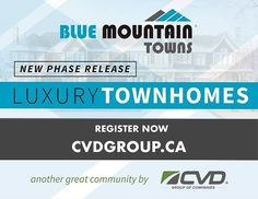 Register today for our upcoming site in the Blue Mountains starting this spring! Don't miss out there are a limited number of units still available! Group Of Companies, Blue Mountain, Townhouse, The Unit, Posts, Number, Spring, Messages, Terraced House