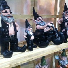 Rockin gnomes for the garden booth 225