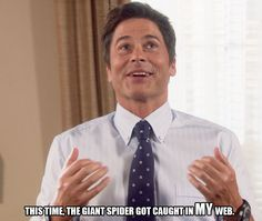 Chris Traeger / Parks and Recreation / #ParksandRec