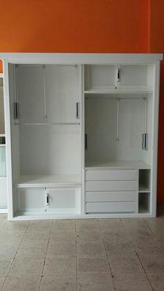 Distribución de armario. Tenerife