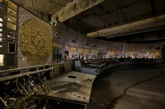 These Stunning Pictures Of Chernobyl Today Show Nuclear Energy's Potential For Destruction | Co.Exist | ideas + impact