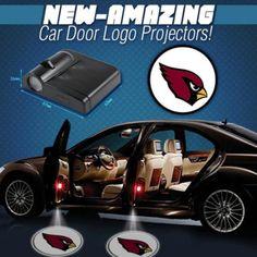 NFL Car Door Logo Projectors – TshirtNow Steelers Jacket, Nfl Arizona Cardinals, Projectors, Car Cleaning, Doors, Led, Cleaning Cars, Gate