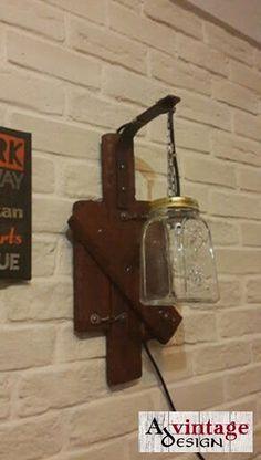 Avintage Design Wall Lamp