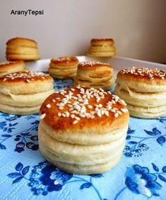 AranyTepsi: Leveles krumplis pogácsa Kefir, Doughnut, Pancakes, Muffin, Menu, Dishes, Breakfast, Recipes, Food