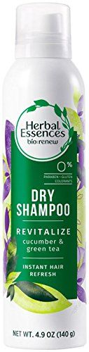 Introducing Herbal Essences Biorenew Cucumber  Green Tea Dry Shampoo 49 FL OZ. Get Your Ladies Products Here and follow us for more updates! Hair Loss Shampoo, Dry Shampoo, Herbal Essences, Messy Hairstyles, Cucumber, Herbalism, How To Make Money, Hair Color, Long Hair Styles