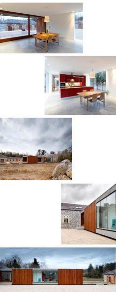 #ODOS ARCHITECTS #modular #extension #Ballymahon #ampliación #arquitectura #rehabilitación #industrializada #prefabricada #prefab