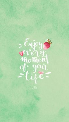 Positive Quotes : Free Colorful Smartphone Wallpaper - Enjoy every moment of your life - Quotes Boxes Yoga Quotes, Art Quotes, Motivational Quotes, Inspirational Quotes, Cute Wallpapers Quotes, Phone Wallpaper Quotes, Positive Quotes Wallpaper, Positive Wallpapers, Wallpaper Art