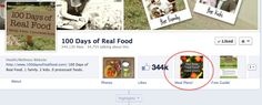 """Our Free """"Real Food"""" Meal Plans from Lisa Leake's 100 Days of Real Food Challenge"""