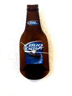 cave clock, cave idea, bud light, man caves