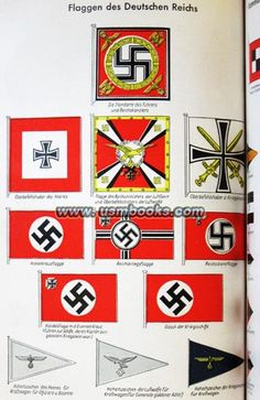 German war flag, 3rd Reich  100 x 170 cm   World War II
