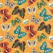 Moda - Native Sun Southwest Butterflies Maize