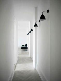 Entrance hall lights