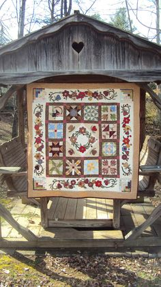 Fall Applique Sampler
