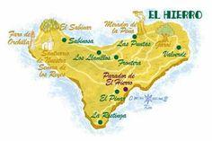El Hierro, Canary Islands of Spain.