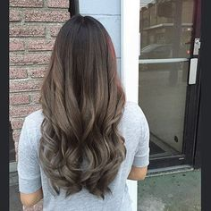 Ombre with Tender Balayage Highlights