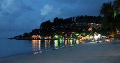 Haad Yao Resort, Koh Phangan, Thailand...