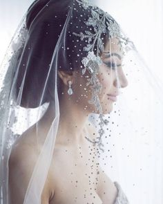 we all have serious #bridalstyle envy  for this #ridiculously # beautifulbride  #weddingphotography @dukeimages  featured on @wedding_style by weddingchicks