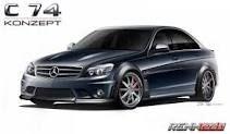Mercedes Benz C74 concept