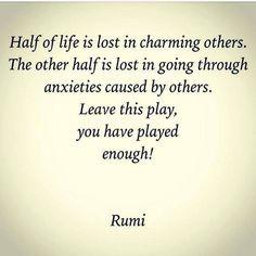 ― Rumi