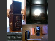 Rolleiflex K1 model 614 6x6 TLR | Spothers