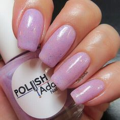Pretty Pink!I Like thIS #PANC #INDIEPOLISH Franken Berry / Polish Addict Nail Color @PANC12