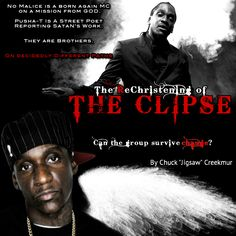 The ReChristening of The Clipse: A Tale Of Two Brothers