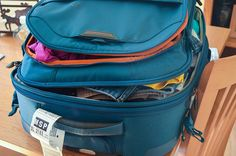 How to fit two weeks' worth of clothes in a carry-on and other travel tips