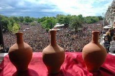 EPIRUS TV NEWS: Πάσχα στην Κέρκυρα – Το έθιμο Μπότηδες!