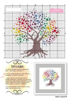 Brilliant Cross Stitch Embroidery Tips Ideas. Mesmerizing Cross Stitch Embroidery Tips Ideas. Cross Tree, Cross Stitch Tree, Mini Cross Stitch, Cross Stitch Heart, Cross Stitch Flowers, Cross Stitch Kits, Cross Stitching, Cross Stitch Embroidery, Embroidery Patterns