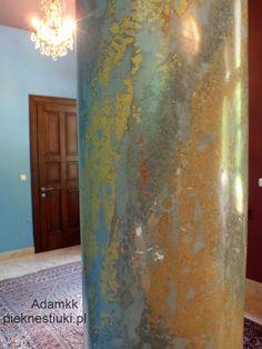 Stucco marmo fantastico Adamkk www.pieknestiuki.pl