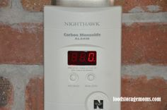 Is Your Carbon Monoxide Detector Working by Food Storage Moms