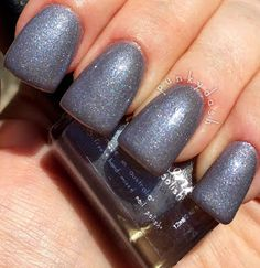 Moonstone Polish - Grey Wind // What's In-die box: April Game of Thrones Box