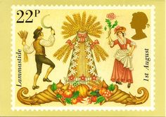 corn dolly postage stamp - Google Search