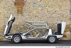 Beautifull vintage concept by Bertone.