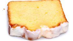 Gluten Free Lemon or Orange Cake Lemon Icing, Gluten Free Cakes, Paleo Dessert, Lchf, Paleo Recipes, Vanilla Cake, Cheesecake, Sweets, Health