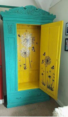 Like this paint idea