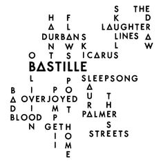 bastille all songs and covers