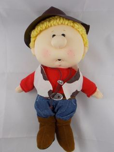 "Mighty Stars Grand Old Opry Kids Plush 10"" 1995 Special Effects #MightyStar"