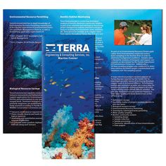 beautiful ocean picture.  this brochure gives a lot of detail of what they are about.