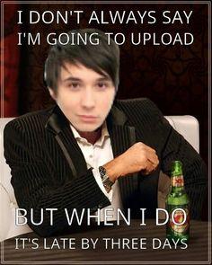 Oh Dan....