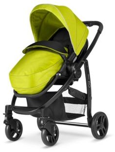 Graco Evo Pushchair - Lime