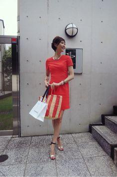 Maki's wardrobe #田丸麻紀