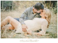 {Sheena and Kyle} Magical Fairytale Forest Maternity Pictures