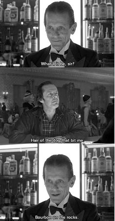 the shining Lloyd! Scary Movies, Great Movies, 80s Movies, Horror Movies, Series Movies, Film Movie, 10 Film, Stanley Kubrick The Shining, Cinema Tv