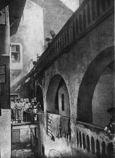 Židovské ghetto Josefov   pepikov.cz