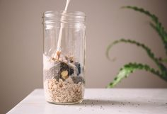 Man, we love waking up and doing nothing. #greatist https://greatist.com/eat/meal-prep-guide-to-oatmeal